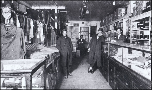 store in pensacola 1890s it obviously had men s clothing the store