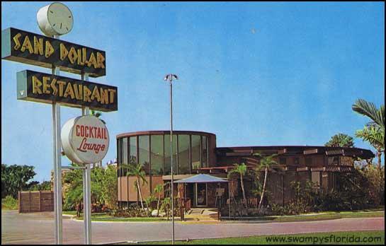 Swampy S Postcard Monday Sand Dollar Restaurant St Petersburg