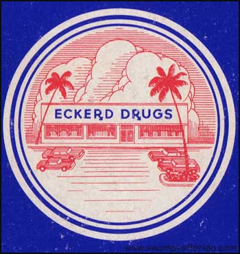 Swampy's Tuesday Ads: Eckerd Drugs Playing Cards – Swampy's Florida