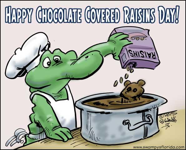 2015-0324-Happy-ChocolateCovRaisins