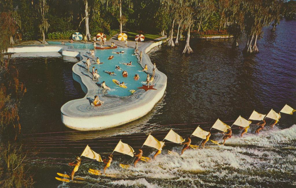 Cypress Gardens Florida Pool Swampy 39 S Florida