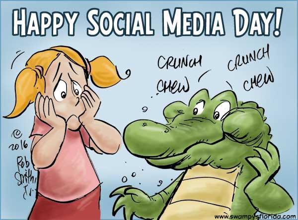 2016-0630-Happy-SocialMediaDay