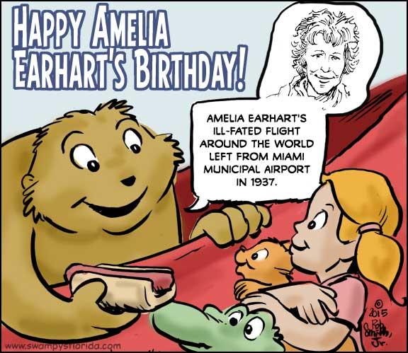 2015-0724-Happy-AmeliaEarhart