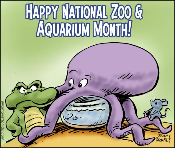Swampy's Florida |Happy Feet Zoo Aquarium